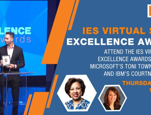 Microsoft's Toni Townes-Whitley To Receive Coveted IES Lifetime Achievement in Sales Award