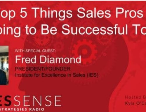 IES President Fred Diamond Appears on Asher Strategies Radio