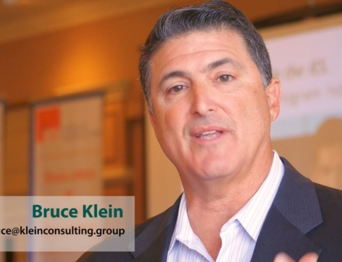 IES Announces Sales Executive Leadership Program with former Cisco Global Partner Leader Bruce Klein
