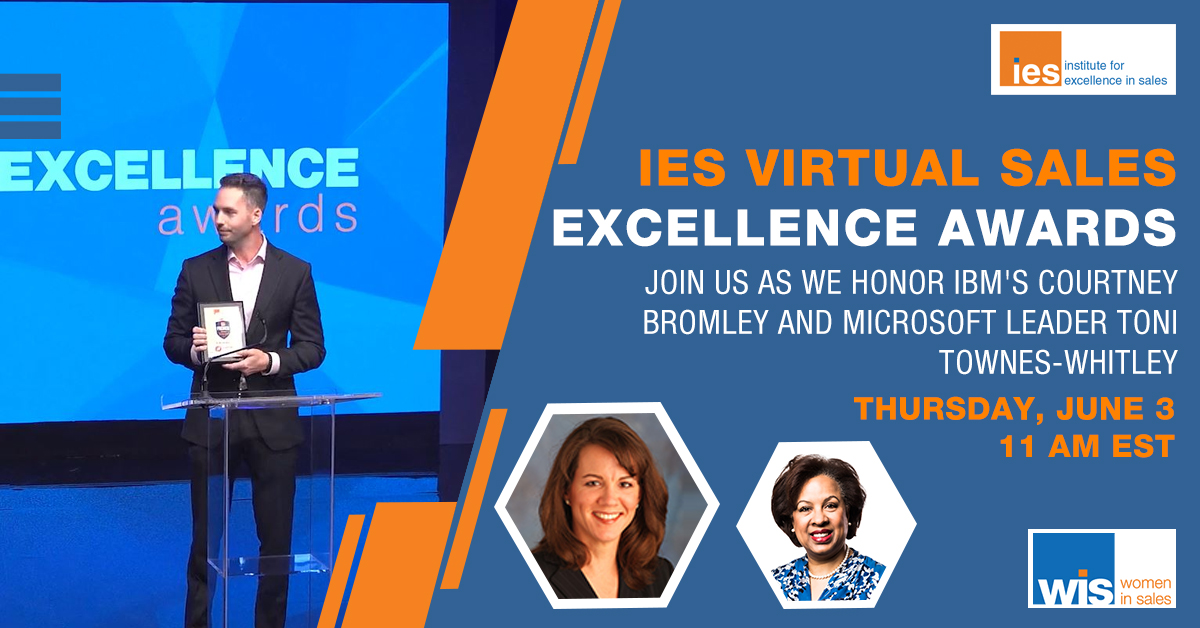 Sponsor the Sales Excellence Awards