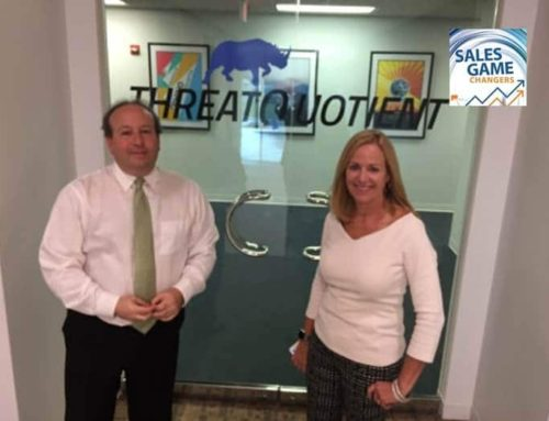 ThreatQuotient's Gigi Schumm to Receive IES Women in Sales Executive Leadership Award on May 31