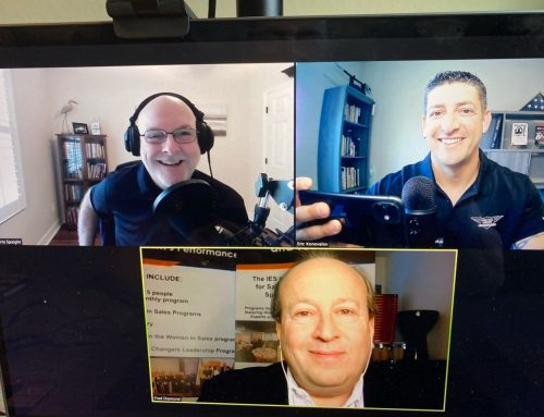 IES Cofounder Fred Diamond Appears on Lead, Grow, Sell Podcast