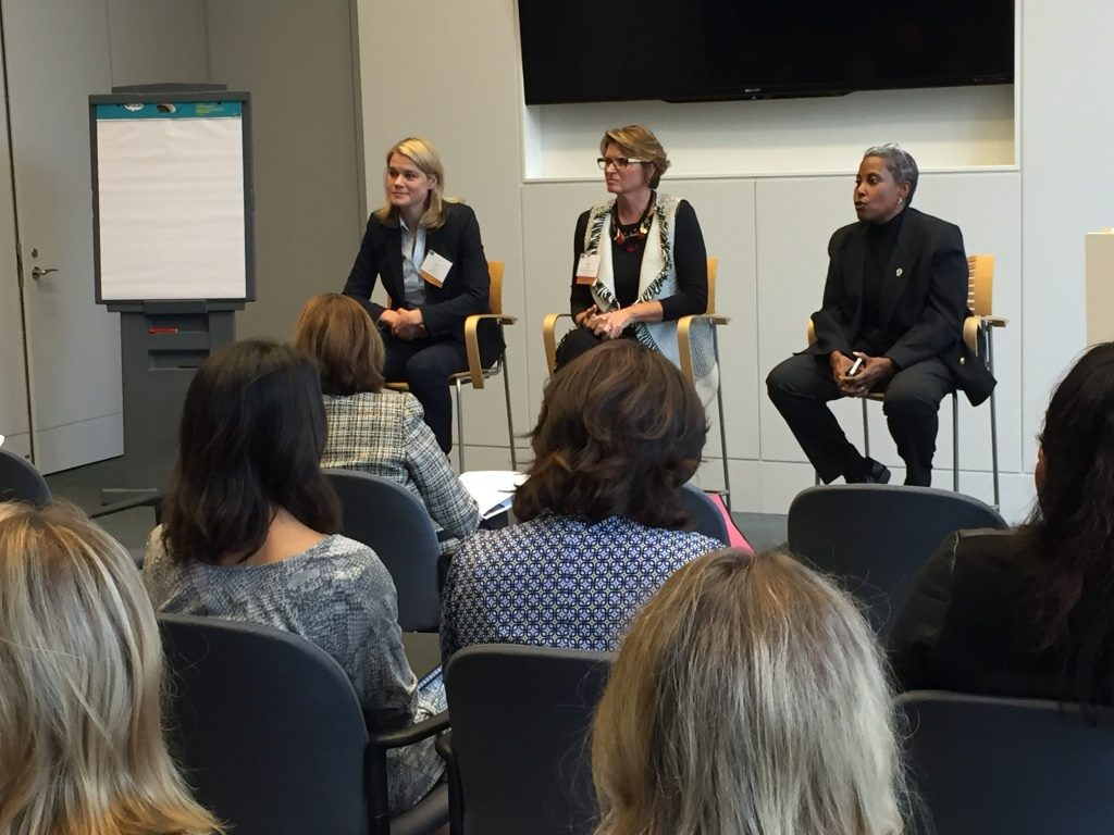 Women in Sales panel discussion