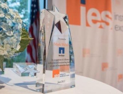 Amazon Web Services, Inc.'s Teresa Carlson to Receive Institute for Excellence in Sales (IES) Lifetime Achievement in Sales Award