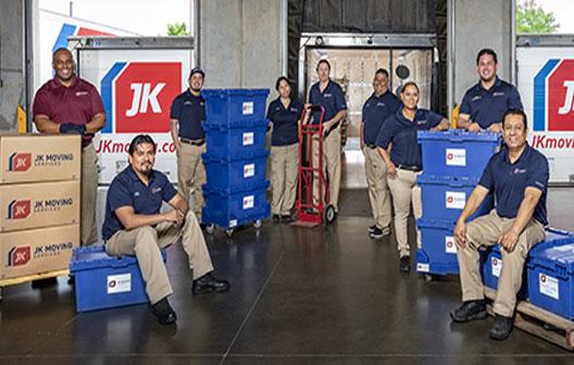 JK Moving Group