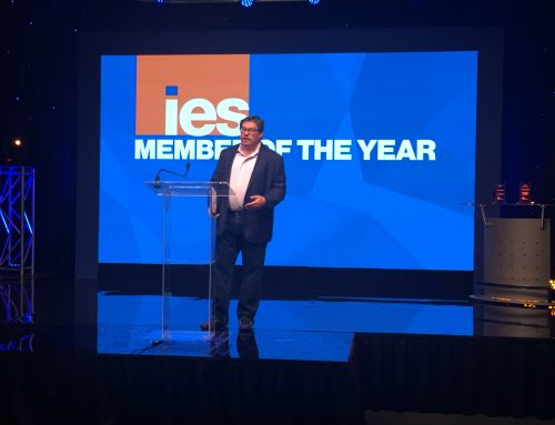 Cvent's Darrell Gehrt Named 2020 IES Member of the Year