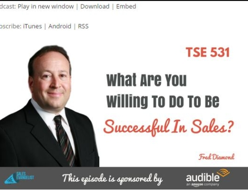 IES Executive Director Interviewed on The Sales Evangelist Podcast
