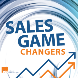 Listen to the Sales Game Changers Podcast!