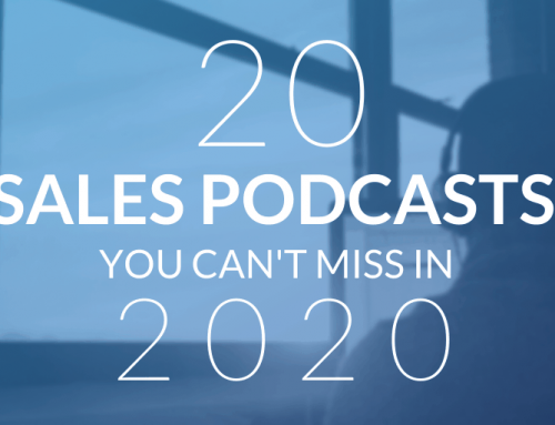 Sales Game Changers Podcast Named as Top 20 Sales Podcast by Hurrah! Leaderboards