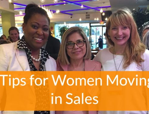Top Tips for Women Moving Up in Sales