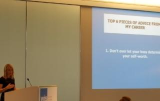 Kara Delvecchio Women in Sales keynote